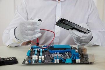 Réparation d'ordinateur de bureau